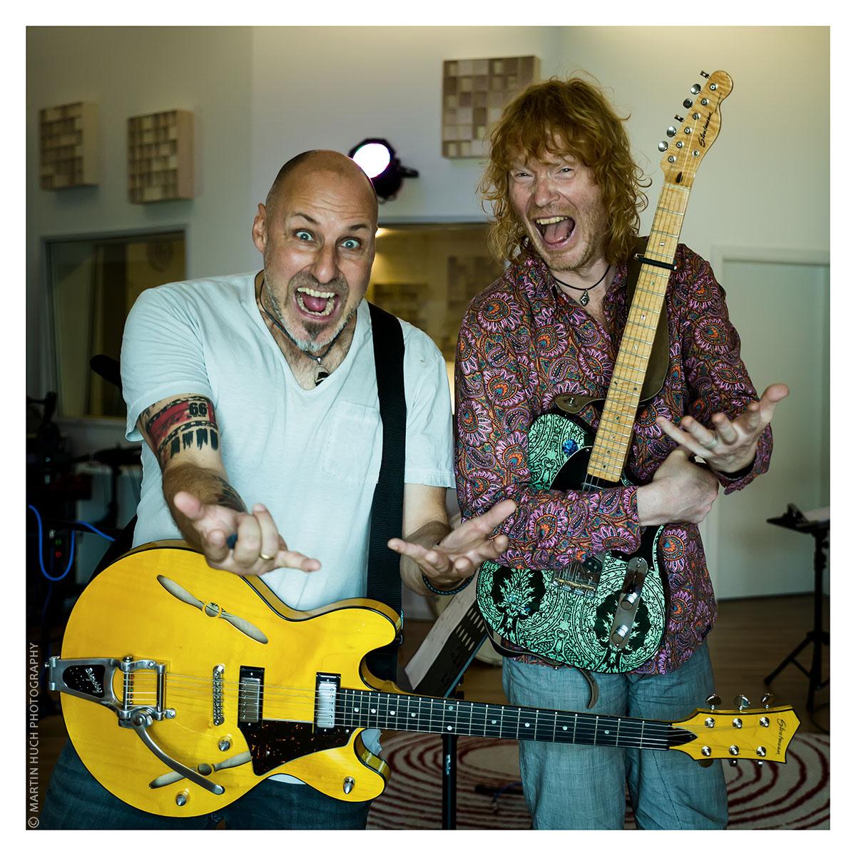 Kunden Stratmann Gitarren