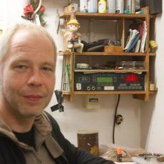 Jörg Schmidt (Guitar Tech N°1)
