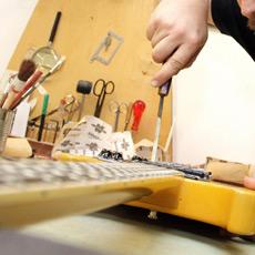 Gitarren Werkstatt